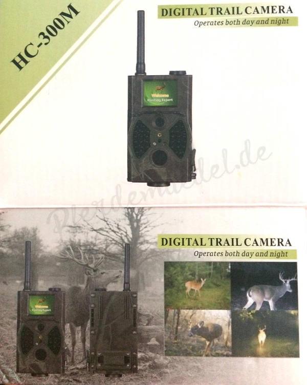 Pferdeüberwachung - Verpackung